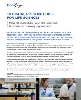 3 2 260x320 - Solutions Overview: 10 Digital Prescriptions for Life Sciences
