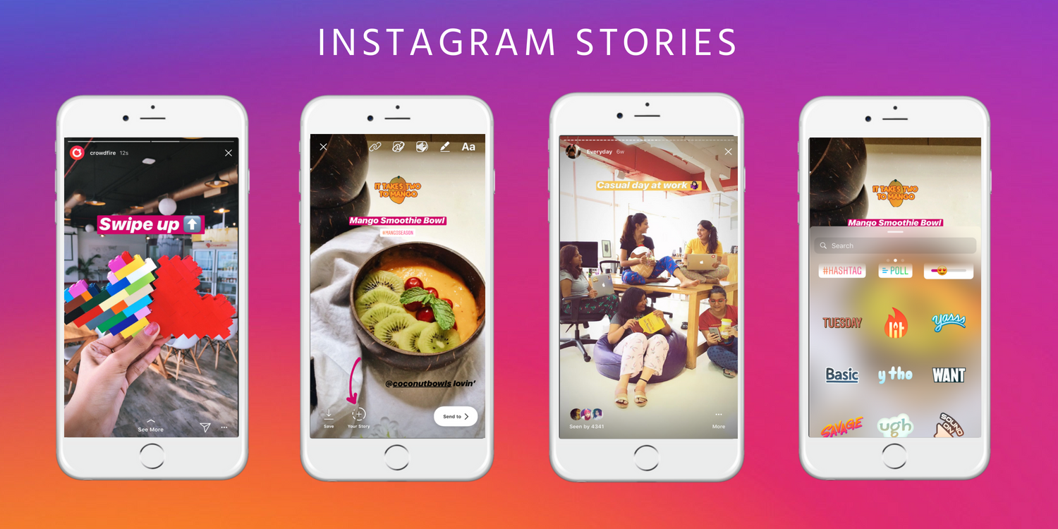INSTAGRAMSTORIES - How and when to Use Stickers to Boost Engagement on Your Instagram Stories