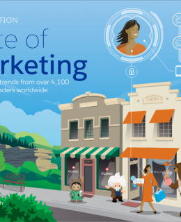 Screenshot 2019 06 18 salesforce research fifth edition state of marketing pdf 260x320 - State of Marketing Report
