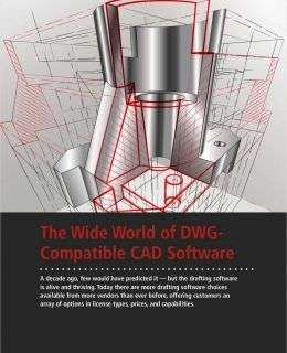 The Wide World of DWG Compatible Software