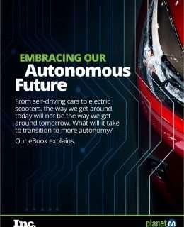 Embracing Our Autonomous Future