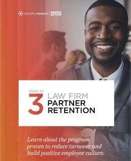 3 Steps to Law Firm Partner Retention