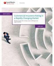 Commercial Insurance Rating in a Rapidly Changing Market