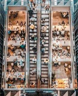 Shopper-centric P2P Analytics