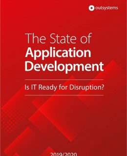 The State of Application Development Report: Is IT Ready for Disruption?