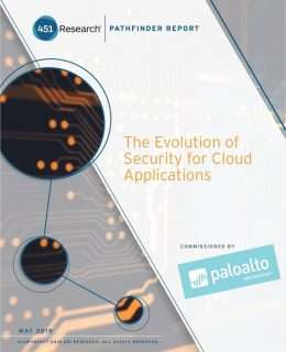 The Evolution of Security for Cloud Applications