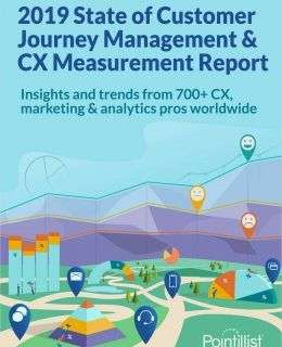 2019 State of Customer Journey Management and CX Measurement Report