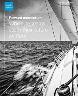 The RIA model is leading the growing wealth management industry -- as billion dollar teams redefine the landscape. See why.