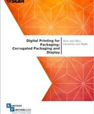 Digital Printing for Packaging: Corrugated Packaging and Display