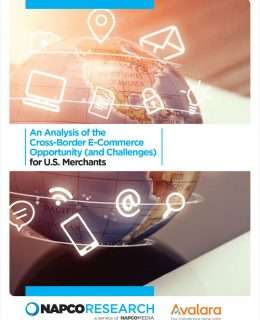 An Analysis of the Cross-Border E-Commerce Opportunity (and Challenges) for U.S. Merchants