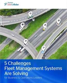 5 Challenges Fleet Management Systems Are Solving for Business and Operations Leaders
