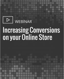 Increasing Conversions on your Online Store