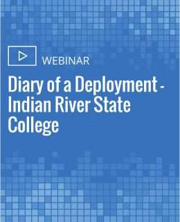 Diary of a Deployment - Indian River State College