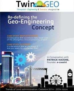 TwinGeo - Geoengineering concept
