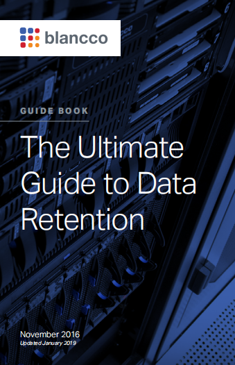 1 3 - Ultimate Guide to Data Retention