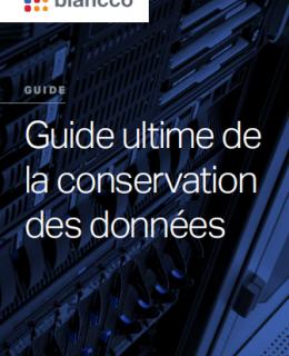 2 2 260x320 - Guide ultime de la conservation des données