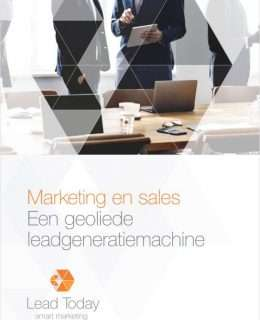 Bedrijfsgroei door Marketing en Sales optimalisatie