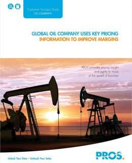 Global Oil Company Uses Key Pricing Information to Improve Margins