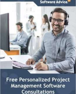 Personalized Project Management Software Consultations!