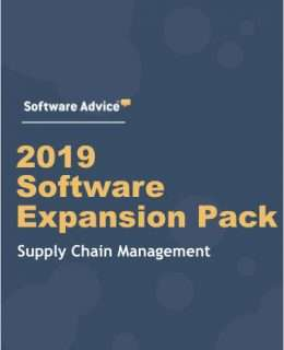 The 2019 Supply Chain Management Software Expansion Pack Everyone Needs