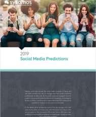 Social Media Predictions for 2019