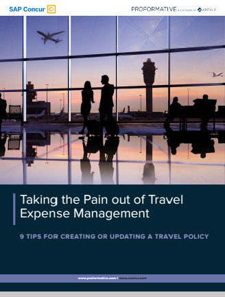 Corporate Travel Policy Template from www.paperpicks.com