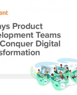 4 ways 260x320 - 4 Ways Product Development Teams Can Conquer Digital Transformation