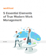 5 Essential Elements of True MW 190x230 - 5 Essential Elements of True Modern Work Management