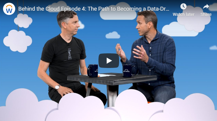 Behind the Cloud - Behind the Cloud: Analytics with Pete Schlampp