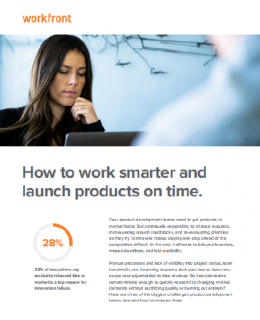 how to work 260x320 - How to Work Smarter and Launch Products on Time