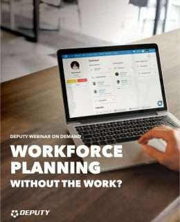 Watch Our Webinar: Workforce Planning - Without The Work?