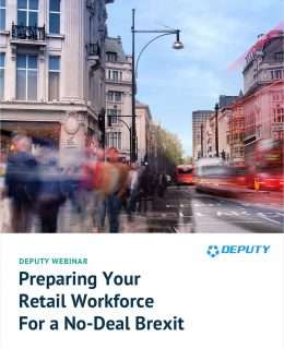 Preparing Your Retail Workforce For a No-Deal Brexit