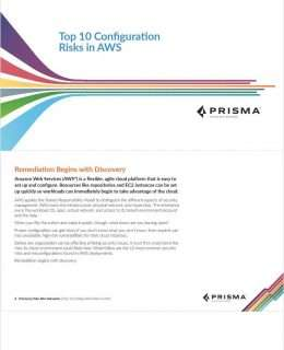 Top 10 AWS Risks and How to Resolve Them