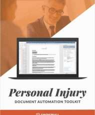 Personal Injury Document Automation Toolkit