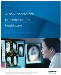 A New Bandwidth Prescription for Healthcare