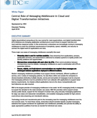 2 190x230 - Central Role of Messaging Middleware in Cloud and Digital Transformation Initiatives