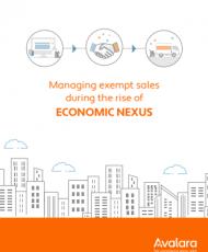 3 4 190x230 - Managing exempt sales during the rise of ECONOMIC NEXUS