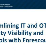 8 2 190x230 - Visibility for Incident Response: A Review of Forescout 8.1