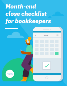 2 1 - Month-end checklist for bookkeepers