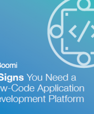 4 1 190x230 - 6 Signs You Need a Low-Code Application Development Platform