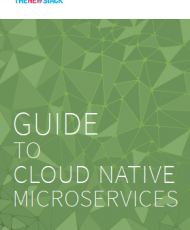 1 3 190x230 - The Definitive Guide to Cloud Native Microservices
