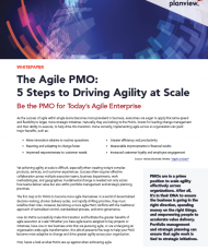 1 1 190x230 - The Agile PMO: 5 Steps to Driving Agility at Scale