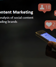 1 2 190x230 - A benchmark analysis of social media content from 350 industry leading brands