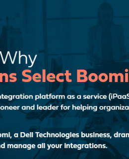 10 resons 260x320 - 10 Reasons Why Organizations Select Boomi
