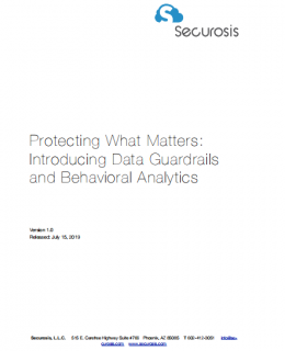 protecting what matters 260x320 - Introducing data guardrails and behavioral analytics