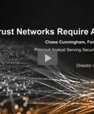 zero trust 190x230 - Applying Zero Trust Principles to Your Network