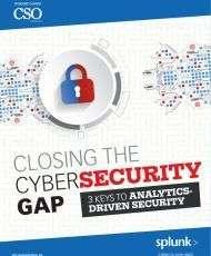 3 keys to analytics driven security 190x230 - Closing the Cybersecurity Gap: 3 Keys to Analytics-Driven Security