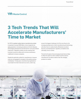 3 tech 260x320 - 3 Tech Trends That Will Accelerate Manufacturers' Time to Market