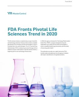 fda frontd 260x320 - FDA Fronts Pivotal Life Sciences Trend in 2020