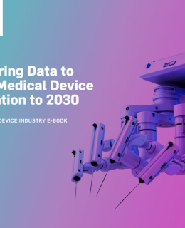 mastering data 260x320 - Mastering Data to Drive Medical Device Innovation to 2030